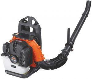 Gas or Electric Powered Backpack Leaf Blower?