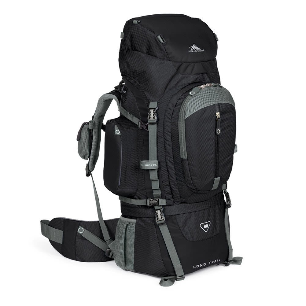 High Sierra Long Trail 90 Internal Frame Pack Review ...