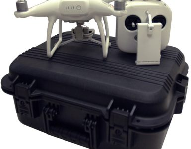 Case Club DJI Phantom 4 Waterproof Compact Carry Drone Case Build