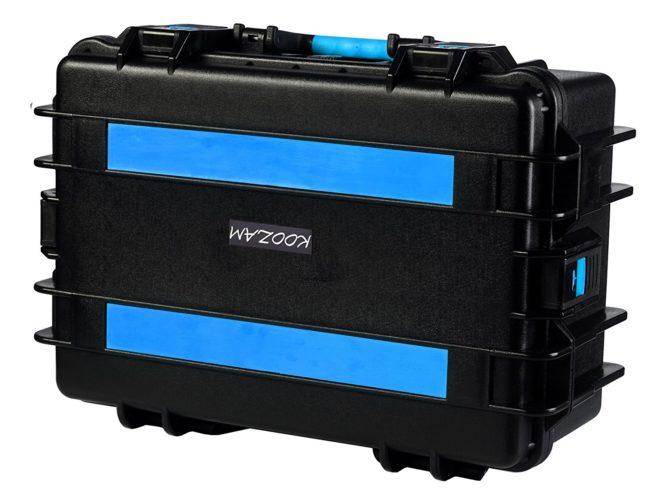 Koozam DJI Phantom 4 Waterproof Case Rugged Military Grade Case