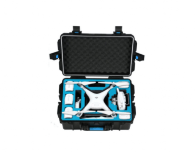 Koozam DJI Phantom 4 Waterproof Case Rugged Military Grade Case