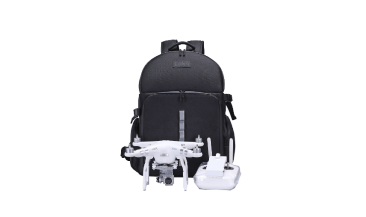 Lykus Water Resistant DJI Phantom Backpack