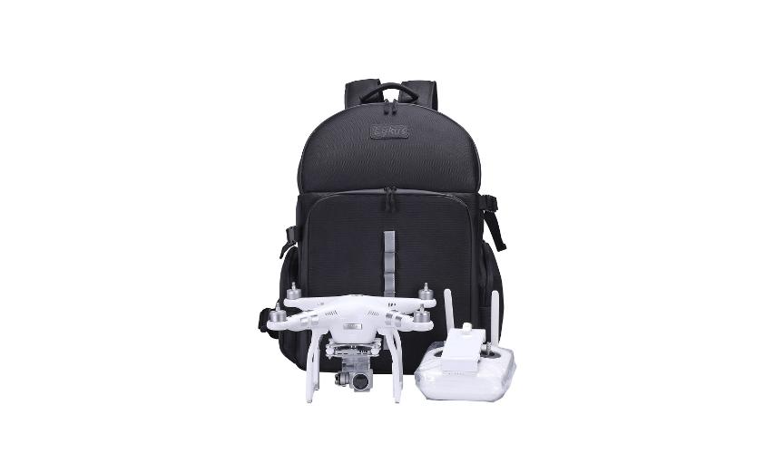Lykus Water Resistant DJI Phantom Backpack