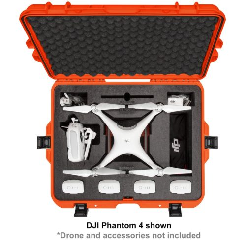 Nanuk 945 Waterproof Hard Case for DJI Phantom 4 Review