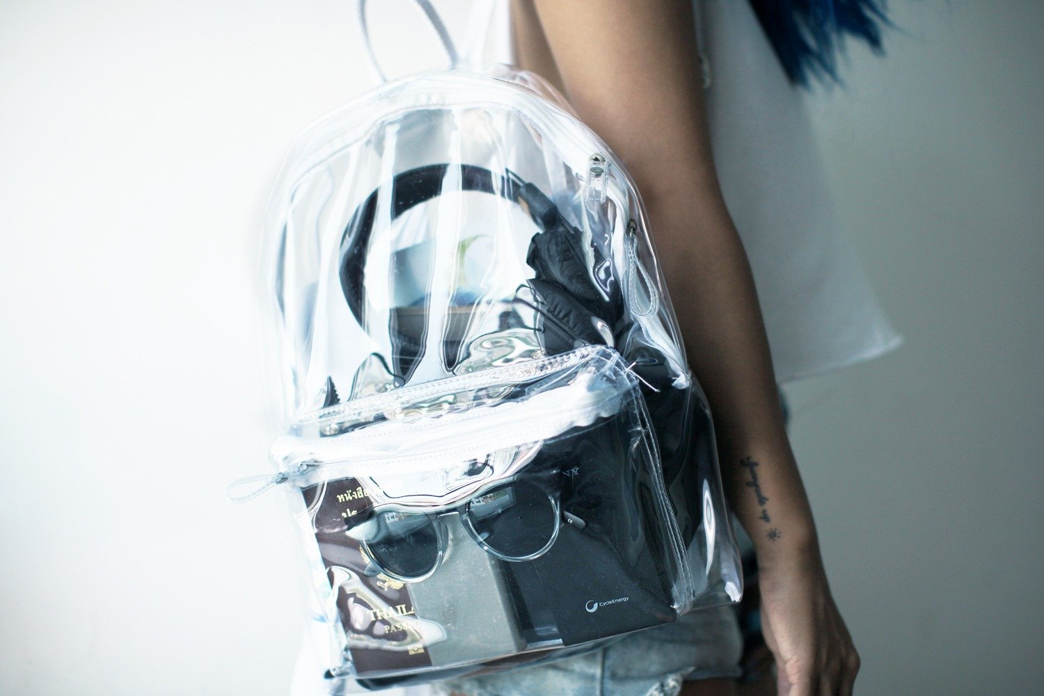 best clear backpacks