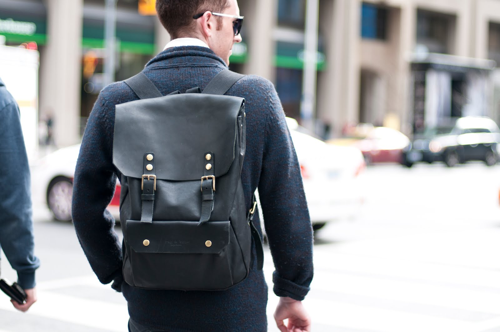 The 10 Best Black Leather Backpacks For Every Occasion 2019 - Best ... b659beca35d67