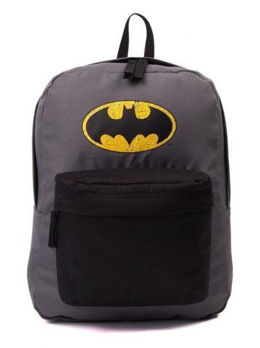 Batman Men's Front Pocket Backpack