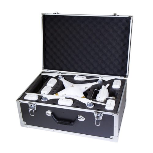 Atomik RC DJI Phantom 3 Drone Hard Box Carrying Case