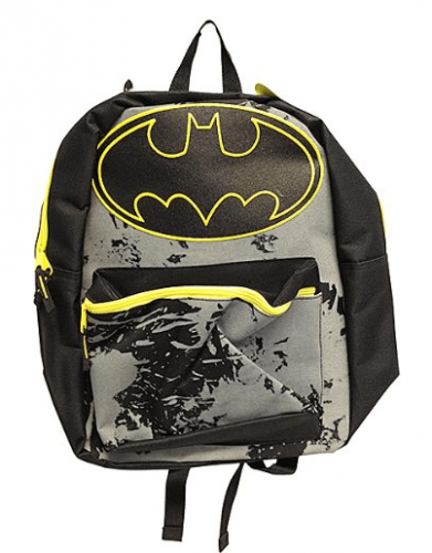 Batman Hooded With Cape Backpack