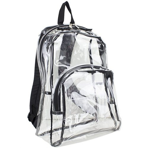 Eastsport Clear Backpack