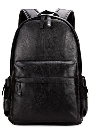 Kenox Vintage PU Leather Backpack