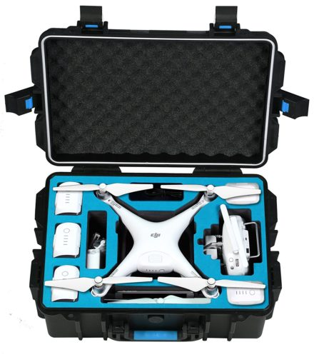 Koozam DJI Phantom Case