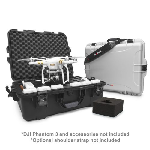 Nanuk 945 DJI Phantom 3 case