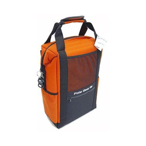 Polar Bear Nylon Backpack Cooler