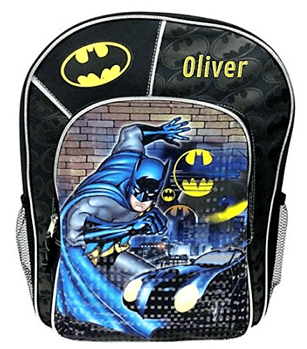 3dcb8dc43343 Personalized Superhero Backpacks This backpack has a ...