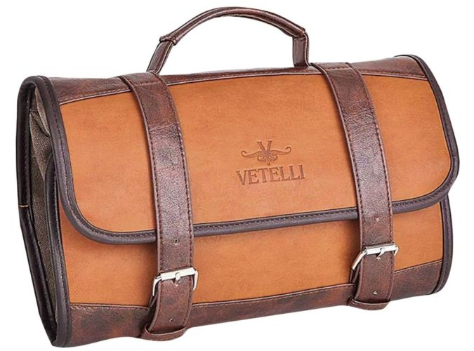 Vetelli Hanging Men's Dopp Kit