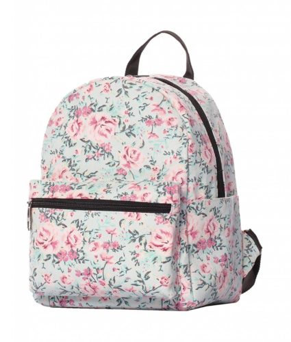 Lily & Drew Canvas Mini Backpack