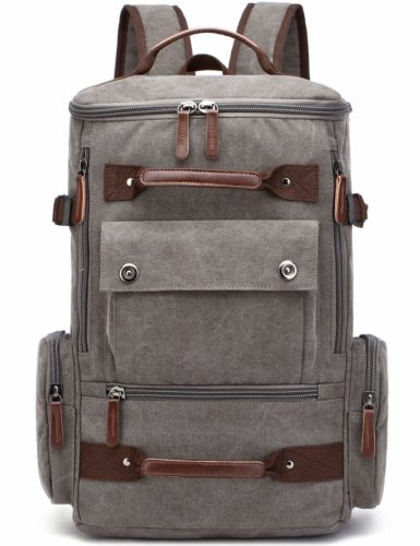 Aidonger Canvas Backpack