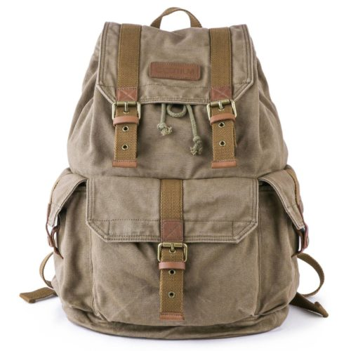 76bf244834 The 10 Best Canvas Backpacks of 2019 - Best Backpack