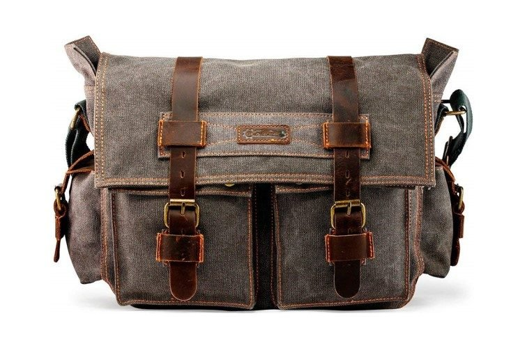GEARONIC Men's Messenger Bag