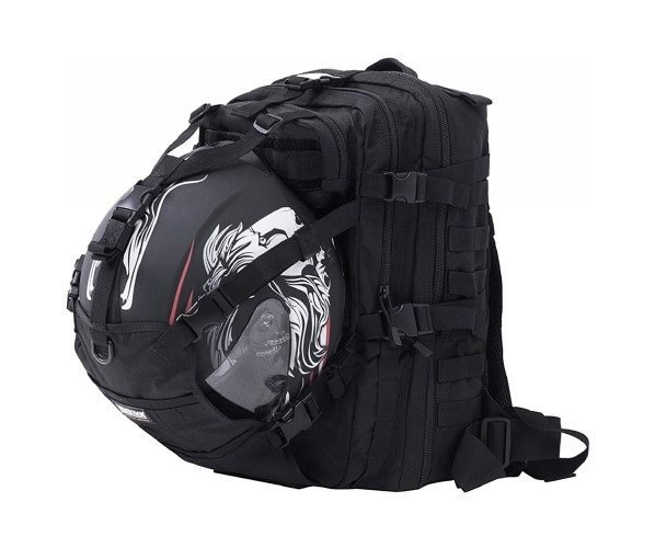 Seibertron Motorcycle Helmet Backpack