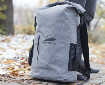 Monger-Trend Portfella Waterproof Backpack Review - Bestbackpack