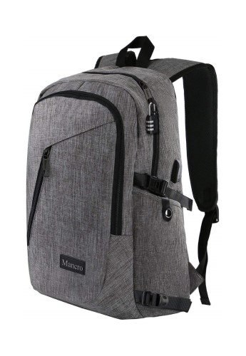 Mancro Water Resistant Backpack