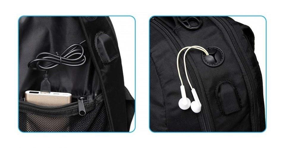 Vaschy Laptop Backpack 1