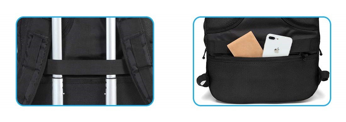 Vaschy Laptop Backpack 4