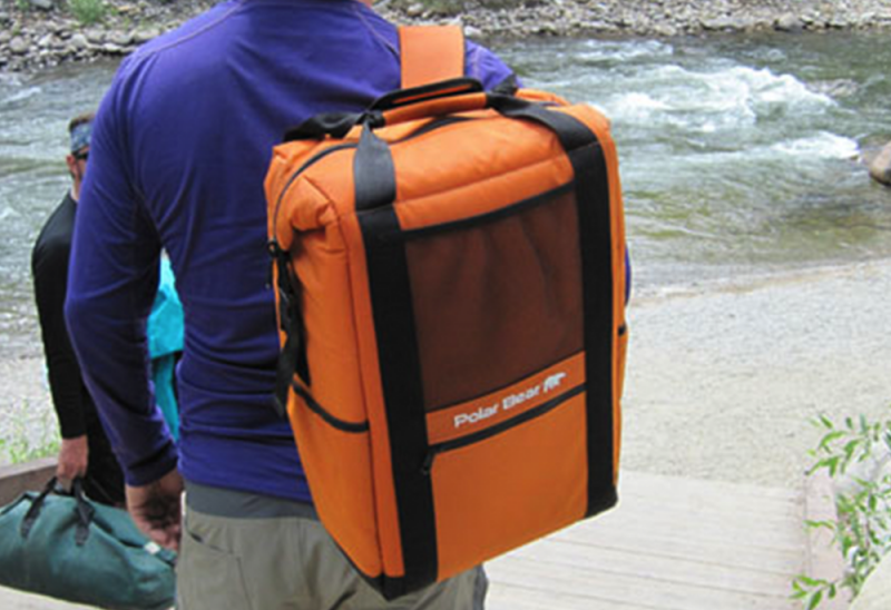 Polar Bear Nylon Backpack Cooler Review - BestBackpack