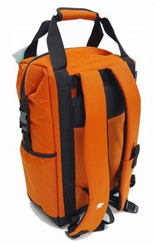 Polar Bear Nylon Backpack Cooler